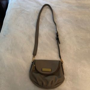 Taupe Marc by Marc Jacobs Cross Body Bag